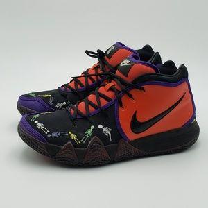 Nike Kyrie 4 DOTD TV PE 1 Day of the Dead sz 12